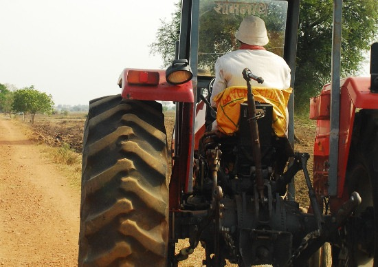 Mechanization – Asia/Africa